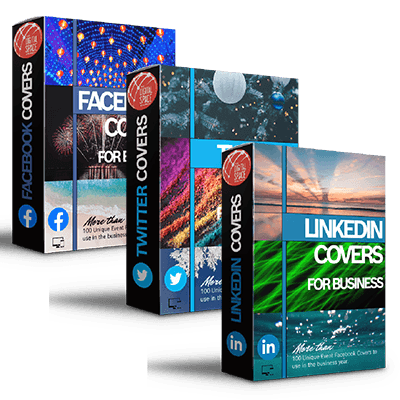 Cover images for Facebook, LinkedIn and Twitter